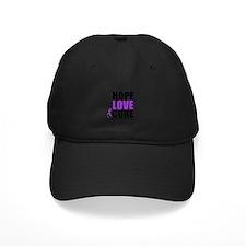 HopeLoveCure Alzheimer's Baseball Hat