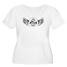 D-Lip MMA2 T-Shirt (Wn's Plus Size)