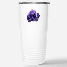 Blue Vanda Orchid Travel Mug