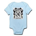 Edwards Coat of Arms Infant Creeper