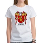 Efnydd Coat of Arms Women's T-Shirt