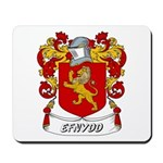 Efnydd Coat of Arms Mousepad