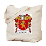 Efnydd Coat of Arms Tote Bag