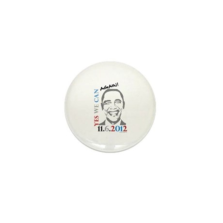 Yes We Can Again! Mini Button (100 pack)
