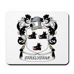 Ethelystan Coat of Arms Mousepad