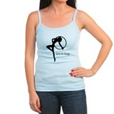 Hula hooping Tanks/Sleeveless