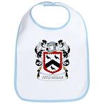 Fitz-Vrian Coat of Arms Bib