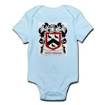 Fitz-Vrian Coat of Arms Infant Creeper