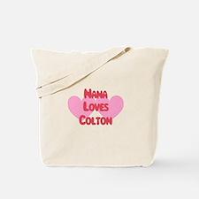 Nana Loves Colton Tote Bag