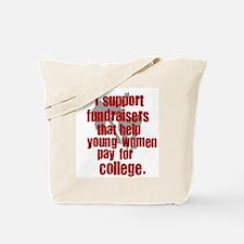 Strip Club Philosophy Tote Bag