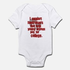 Strip Club Philosophy Infant Bodysuit