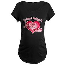 Heart Jasper Hale T-Shirt