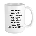 Jelly Beans Large Mug