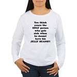 Jelly Beans Women's Long Sleeve T-Shirt