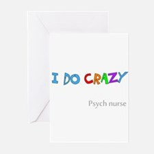 Registered Nurse IV Greeting Cards
