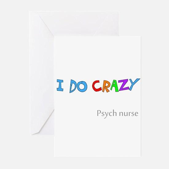 Registered Nurse IV Greeting Cards