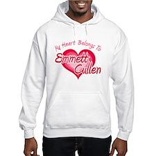 Emmett Cullen Heart Hoodie