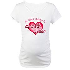 Emmett Cullen Heart Shirt