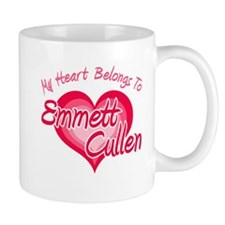 Emmett Cullen Heart Mug