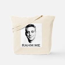 Rahm Me Tote Bag