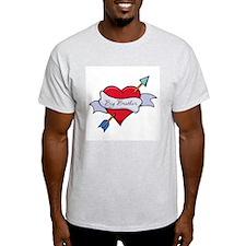 Heart Big Brother T-Shirt