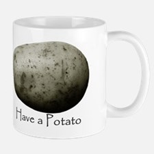 Unique Potato Mug