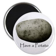 "Cool Potatoes 2.25"" Magnet (100 pack)"