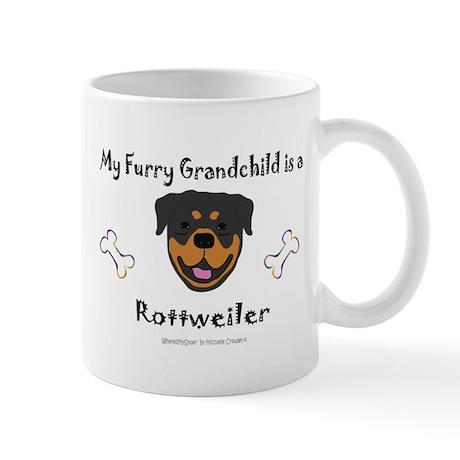 rottweiler gifts Mug