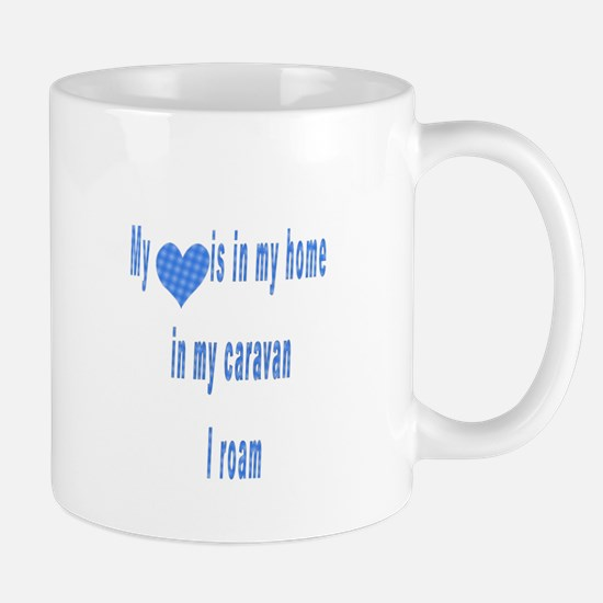 Caravan. Mug