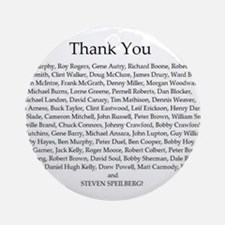 THANK YOU! Ornament (Round)