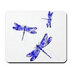 Dragonflies Mousepad