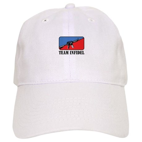 Team Infidel Logo Cap