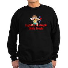 Cupid Anti-Valentine Sweatshirt