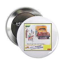 """""""1949 Dodge Trucks"""" 2.25"""" Button"""