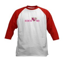 Restricted Area Heart Tee