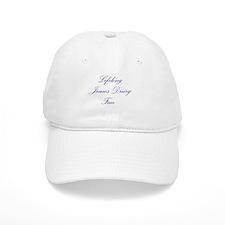 James Drury Baseball Cap