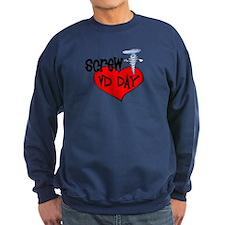 Screw Vd Day Sweatshirt