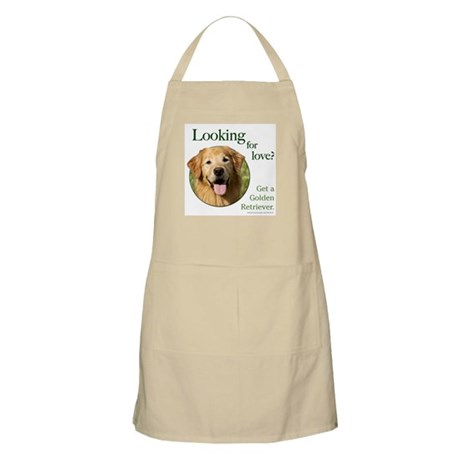 Looking for Love BBQ Apron