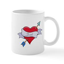 Heart Jacob Mug