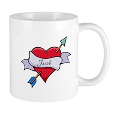 Heart Jacob Mug