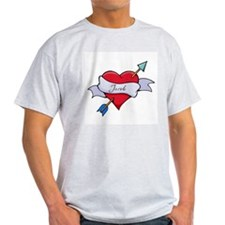 Heart Jacob T-Shirt