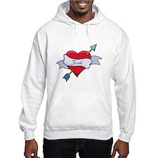 Heart Jacob Hoodie