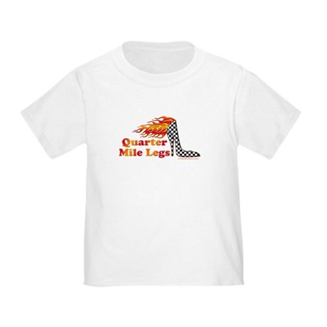 Race Trackers Toddler T-Shirt