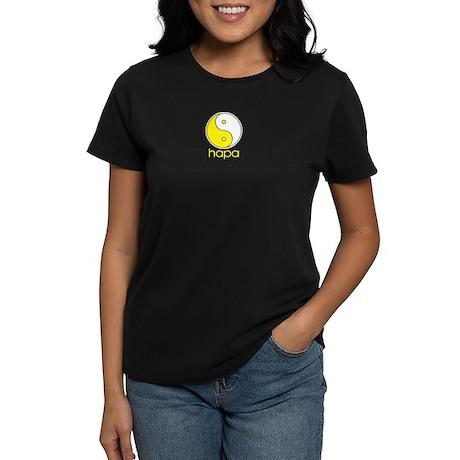 Small Logo Women's Dark T-Shirt