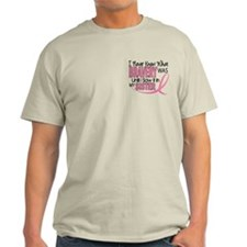 Bravery (Sister) Breast Cancer Awareness T-Shirt