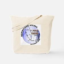 FL Satellite Hurricane Wilma Tote Bag
