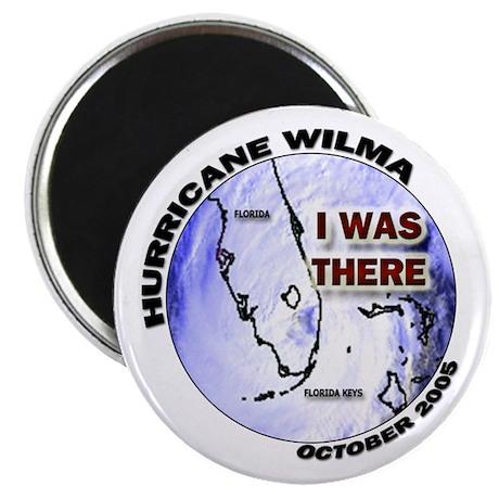 "FL Satellite Hurricane Wilma 2.25"" Magnet (10 pack"