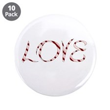 """Simply Love Valentine 3.5"""" Button (10 pack)"""