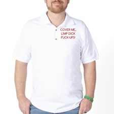 Cover Me! T-Shirt