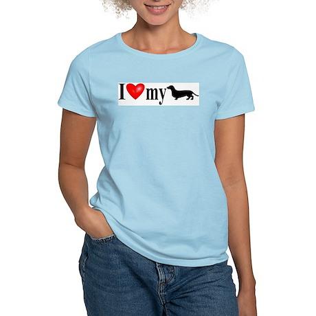 LUV My Dach Women's Light T-Shirt